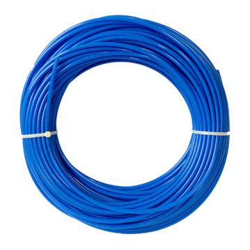 """RO víztisztító cső, kék 1/4"""""""