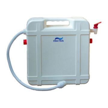 Víztisztító TRAVEL BOX antibakteriális szűrőbetéttel