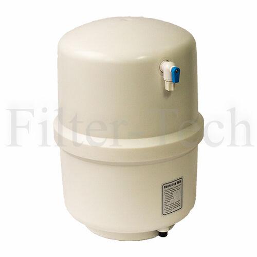 Puffertartály víztisztítóhoz 12 liter, műanyag