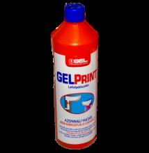 Gel Print (1 db) - Lefolyótisztító és duguláselhárító folyadék