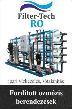 ipari vízkezelés, sótlanítás