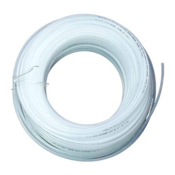 """RO víztisztító cső, fehér 1/4"""""""