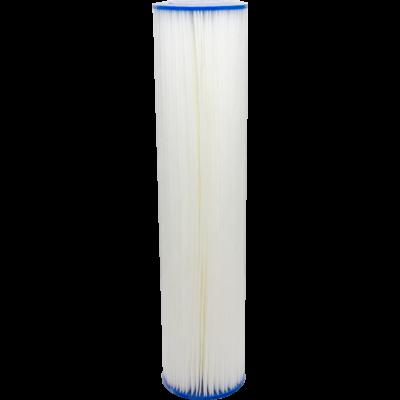 """Big Blue Mosható Szűrőbetét 20"""" - 10 mikron"""