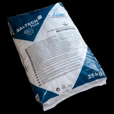 Regeneráló sótabletta - 1 zsák (25 kg)