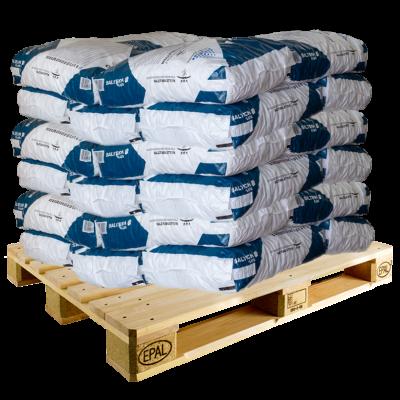 Regeneráló sótabletta 30 zsák (750 kg) - raklapos szállítással