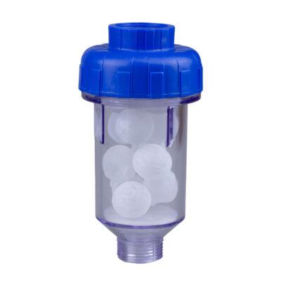 """Polifoszfátos vízlágyító mosógéphez, 3/4"""" (polifoszfát töltet: 150 gr)"""