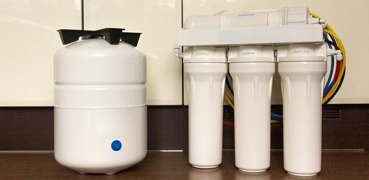 háztartási központi vízszűrő berendezés hatékony teljesíménnyel