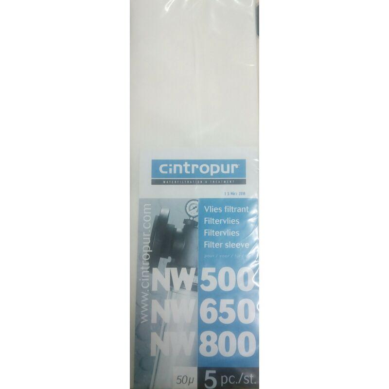 Cintropur szűrőzsák - 50 mikron, 5 db-os