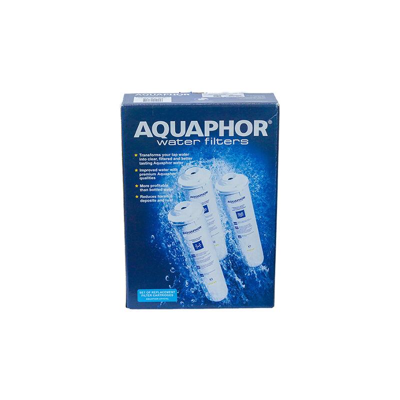 Aquaphor Crystal víztisztító szűrőbetét készlet