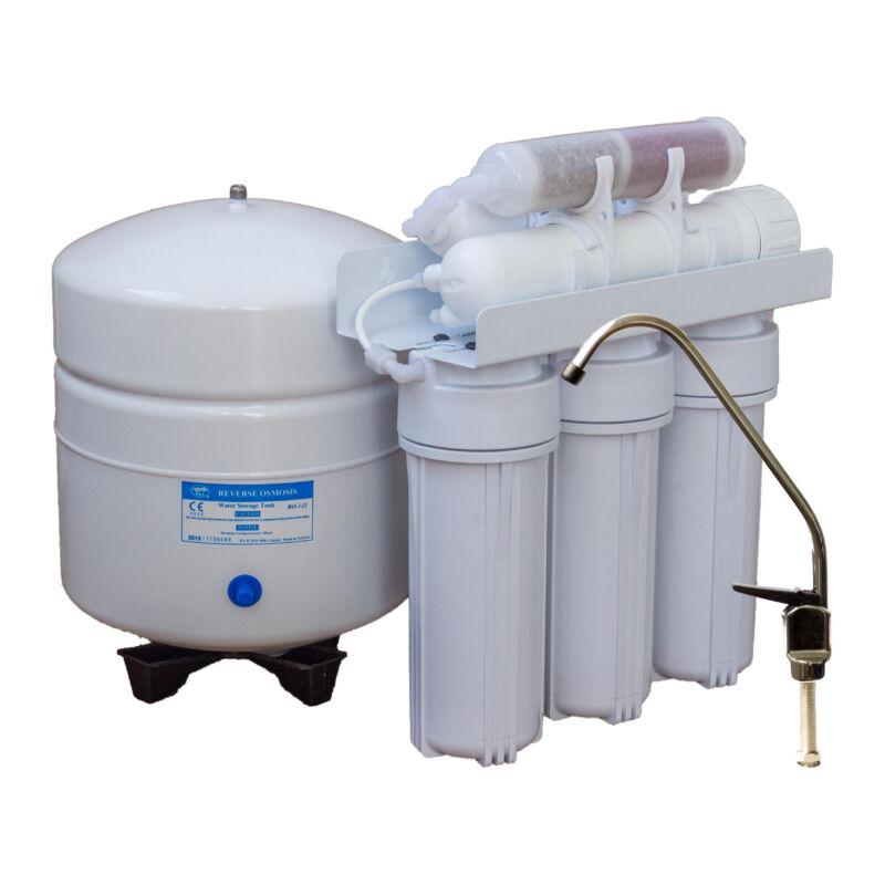 BlueClear-RO-50 Konyhai víztisztító visszasózó patronnal